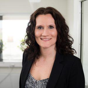 Karolina Bergman, lönekonsult som jobbar med löneoutsourcing