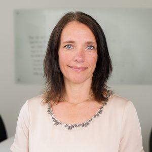 Erika jobbar som HR-konsult på Lönefabriken